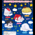 Sanrio Character Goodnight Mascot (Bag of 50) (1)